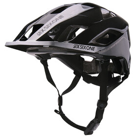SixSixOne EVO AM Helm metallic black